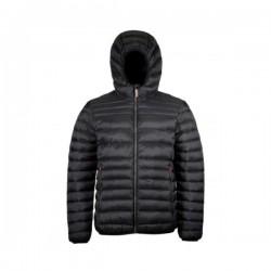 NORTHLAND - Maros Daunen Kapuzenjacke - Black - Muška jakna - Vel. XL