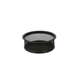 FORNAX - Metalna čaša za spajalice - Crna