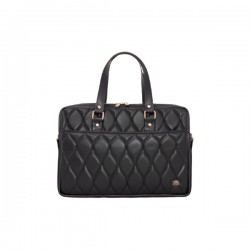 MY LOVELY BAG - Business - Black & Light Pink