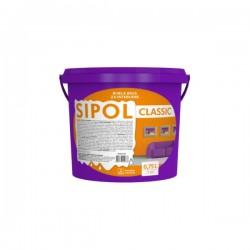 SIPOL - Classic - Bijela boja za interijere - 0,75 l