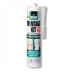 BISON - Montage Kit - Ljepilo za stiropor + Poklon Radne rukavice