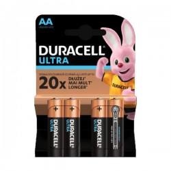 Duracell - Ultra - AA - 3+1 GRATIS! - Baterije