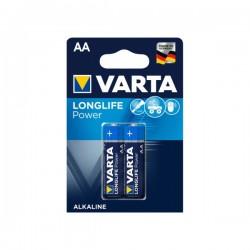 Varta - AA - Alkaline - Longlife Power - Baterije - kn / kom
