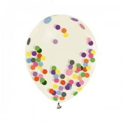 Baloni s konfetima