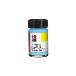 Marabu Textil - Textil boja za oslikavanje tkanine - 090 Light Blue - 15 ml