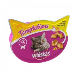Whiskas - Temptations - Piletina
