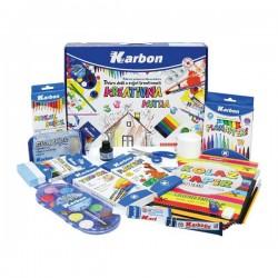 KARBON - Kreativna kutija - Set za likovni