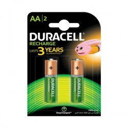 Duracell - Rechargeable - 1300 mAh - Baterije