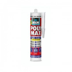 BISON - Poly Max - Transparent - High Tack