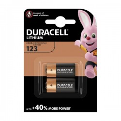Duracell - 123 Ultra M3 - Baterije