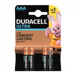 Duracell - Ultra - AAA - 3+1 GRATIS! - Baterije