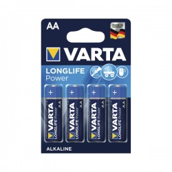 Varta - AA - 1.5V - Longlife Power - Baterije - kn / kom