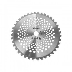 PAPILLON - Čelični disk za kosilicu - 40 zuba - Ø 255 mm