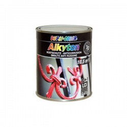 ALKYTON - Antikorozivni lak - Crni - 750 ml