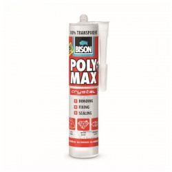 BISON - Poly Max - White - Univerzalno konstrukcijsko ljepilo i brtvilo