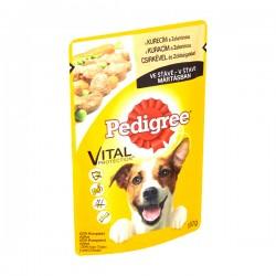 Pedigree - Piletina / Povrće - 100 g