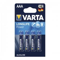 Varta - AAA - Alkaline - Longlife Power - Baterije - kn / kom