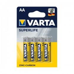 Varta - AA - Zinc-Carbon - Superlife - Baterije - kn / kom