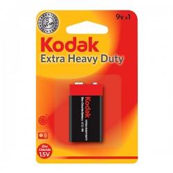 Kodak - Super Heavy Duty - 9V x1 - Baterija