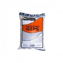 Električarski gips - Kemoplastika - 5 kg