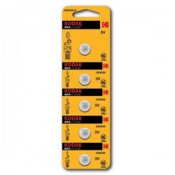 Kodak - Max Lithium - 3V - CR2025 - Baterije