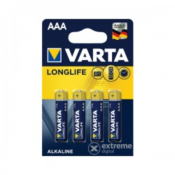 Varta - AAA - Alkaline - Longlife - Baterije - kn / kom