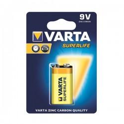 Varta - 9V - Superlife - Zinc-Carbon - Baterije - kn / kom