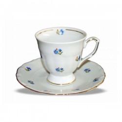 Maria Teresa - Porculanske šalice za kavu s tanjurićima - 6/1