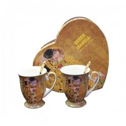 Gustav Klimt - Set šalica