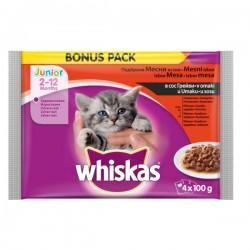 Whiskas - 2-12 mj - Mix meso