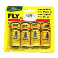 Ljepljiva traka za muhe 4kom