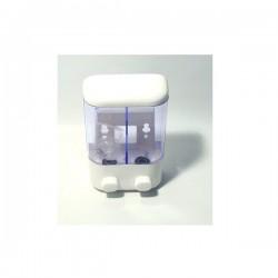 Kupaonski dozer za 2 vrste tekućeg sapuna (2x0,5L)