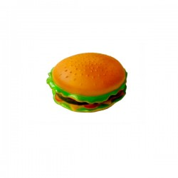 Igračka za pse - Hamburger - 16 cm
