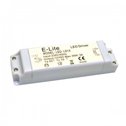 Napajanje LED E-Lite LED-LD18-36W