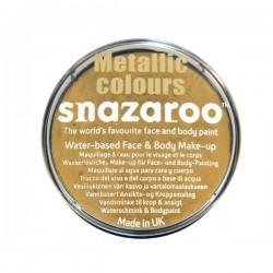 SNAZAROO - Boja za lice - Zlatna - 18ml
