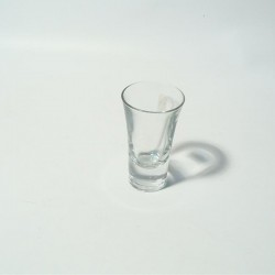 Set staklenih čaša za liker, 6kom