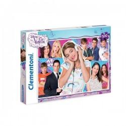 Puzzle Disney Violetta  500 kom