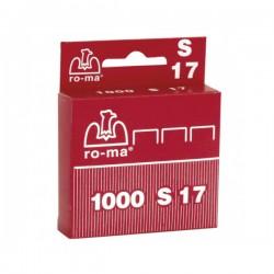 Strojne spajalice 1000 S-17