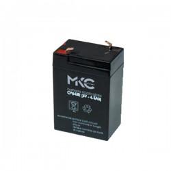 Baterija akumulatorska 6V, 4.5Ah