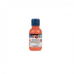 Boja tempera akrilna 125ml CMP 250 narančasta