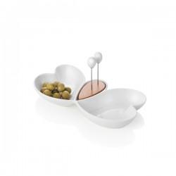Zdjela Keramička za masline 28x15 cm