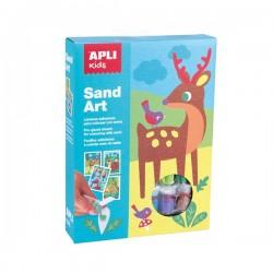 APLI Kids - Sand Art - Društvena igra