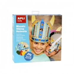 APLI Kids - Mosaic Viking Helmets - Kaciga