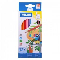 MILAN - Drvene bojice - 12