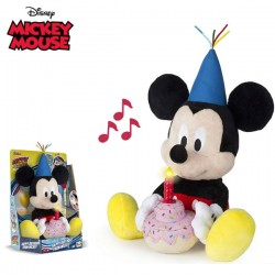 Plišana igračka - Mickey Mouse - Happy birthday from Mickey Mouse