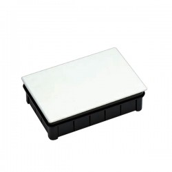 Razvodna kutija podžbukna bijela 200x130x60 mm