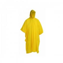 Poncho - PVC - Žuta