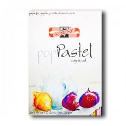 Blok za slikanje i crtanje sa listovima u boji Koh-I-Noor 245 x 345mm, 20 araka, 220gsm