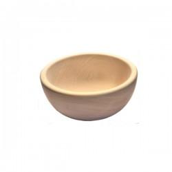 Drvena zdjelica - 180x70mm