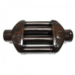 Dimovodni radijator smeđi ∅120mm